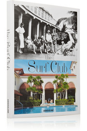 Assouline The Surf Club hardcover book