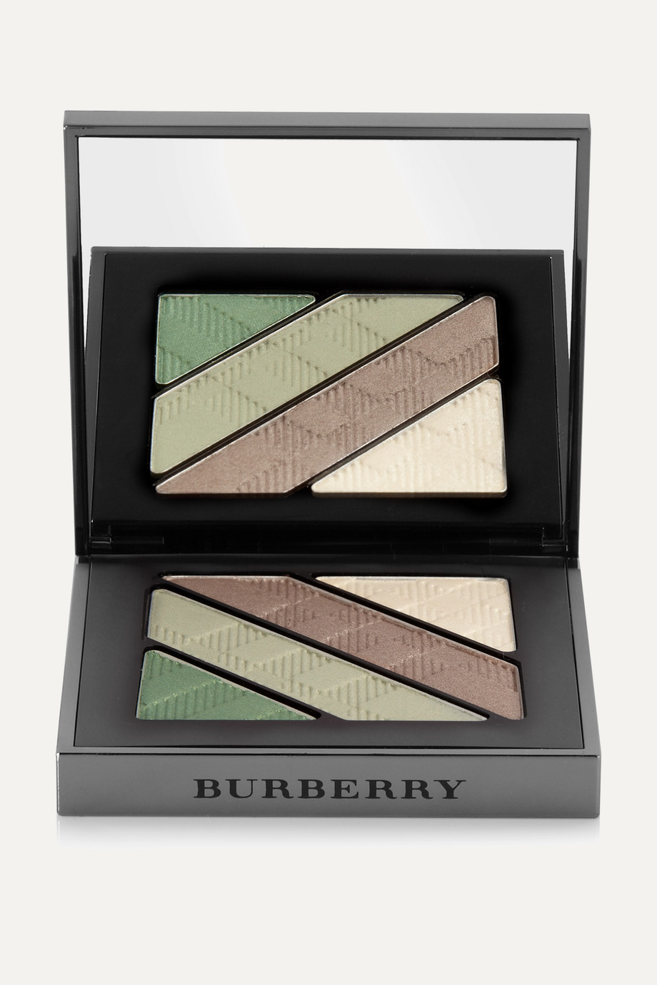 Complete Eye Palette - Sage Green No.15, by Burberry Beauty