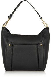 See by Chloé Karen textured-leather shoulder bag