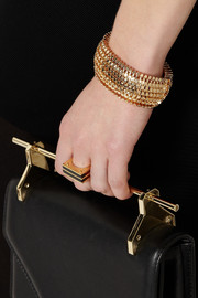 Kenneth Jay Lane Gold-plated bracelet