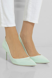 Lola patent-leather pumps