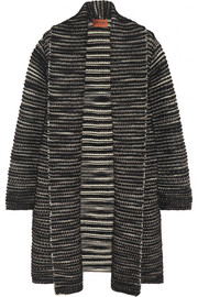 Missoni Oversized wool-blend cardigan