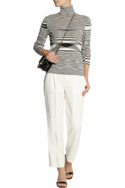 Missoni Space-dyed wool-blend turtleneck sweater