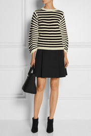 J Brand Kimberly neoprene mini skirt