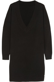 Cocktail oversized cashmere sweater