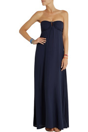 Heidi Klein Ravello voile maxi dress
