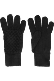 Bottega Veneta Intrecciato wool gloves