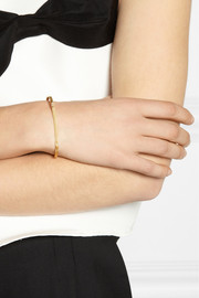 Maria Black Baby Baby gold-plated bracelet
