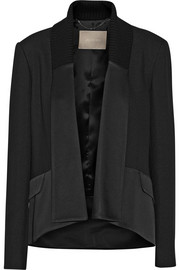 Jason Wu Satin and crepe jacket