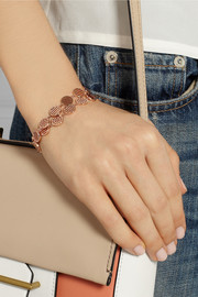 Arme De L'Amour Rose gold-plated bracelet