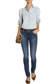 MiH Jeans The Double Pocket denim shirt