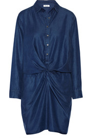 MiH Jeans The Knot chambray dress