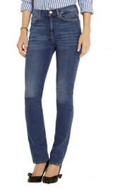 MiH Jeans The Nouvelle high-waisted skinny jeans