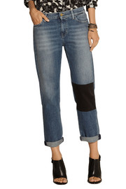 MiH Jeans Phoebe mid-rise slim boyfriend jeans