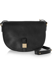 Mulberry Tessie medium textured-leather shoulder bag
