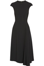 The Row Koto crepe dress