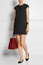 The Row Beate tech-jersey mini dress