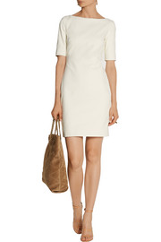 The Row Devery stretch-twill dress