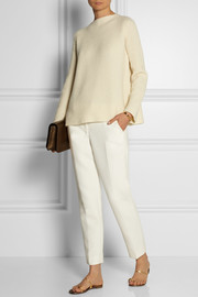 The Row Isemenia wool and cashmere-blend sweater