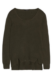 The Row Camille cashmere sweater