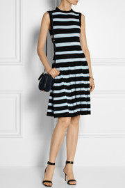 Michael Kors Striped jersey dress