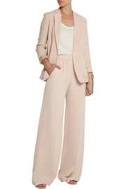 Joseph Chester matte-silk wide-leg pants