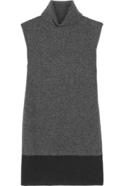 Reed Krakoff Wool-blend turtleneck top