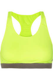 Nike Pro Fierce Dri-FIT stretch-jersey sports bra
