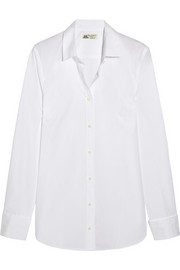 J.Crew + Thomas Mason® Boy cotton-poplin shirt