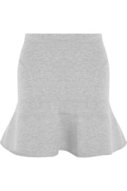 J.Crew Surf stretch-scuba mini skirt