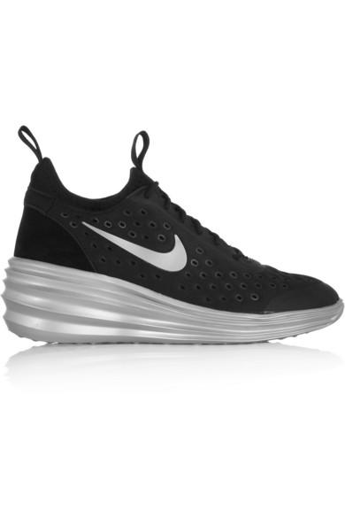 cheap for discount 13d0a e2f00 Nike. LunarElite Sky Hi canvas ...