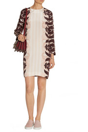 Mother of Pearl Edie printed silk crepe de chine dress