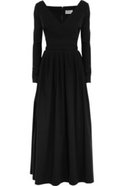 Preen by Thornton Bregazzi Bergman cutout stretch-taffeta gown
