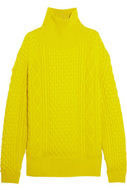 Preen by Thornton Bregazzi Ingrid wool turtleneck sweater