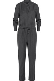 Collection wool jumpsuit