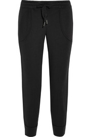 Essentials cotton-blend jersey track pants