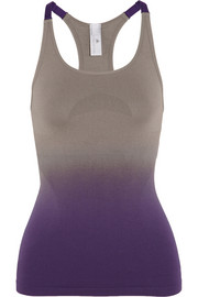 Adidas by Stella McCartney Yoga Climalite® ombré stretch tank