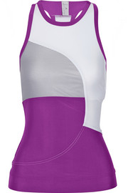 Adidas by Stella McCartney Studio Performance Climalite® stretch-jersey tank