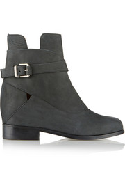 Thakoon Addition Fiona nubuck ankle boots