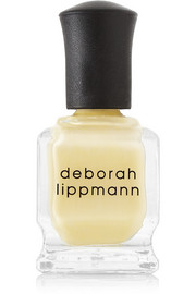 Deborah Lippmann Nail Polish - Build Me Up Buttercup