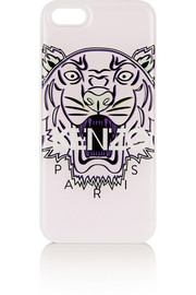 KENZO Tiger printed iPhone 5S cover