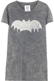 Zoe Karssen Bat cotton and modal-blend T-shirt