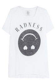 Zoe Karssen Radness cotton and modal-blend T-shirt