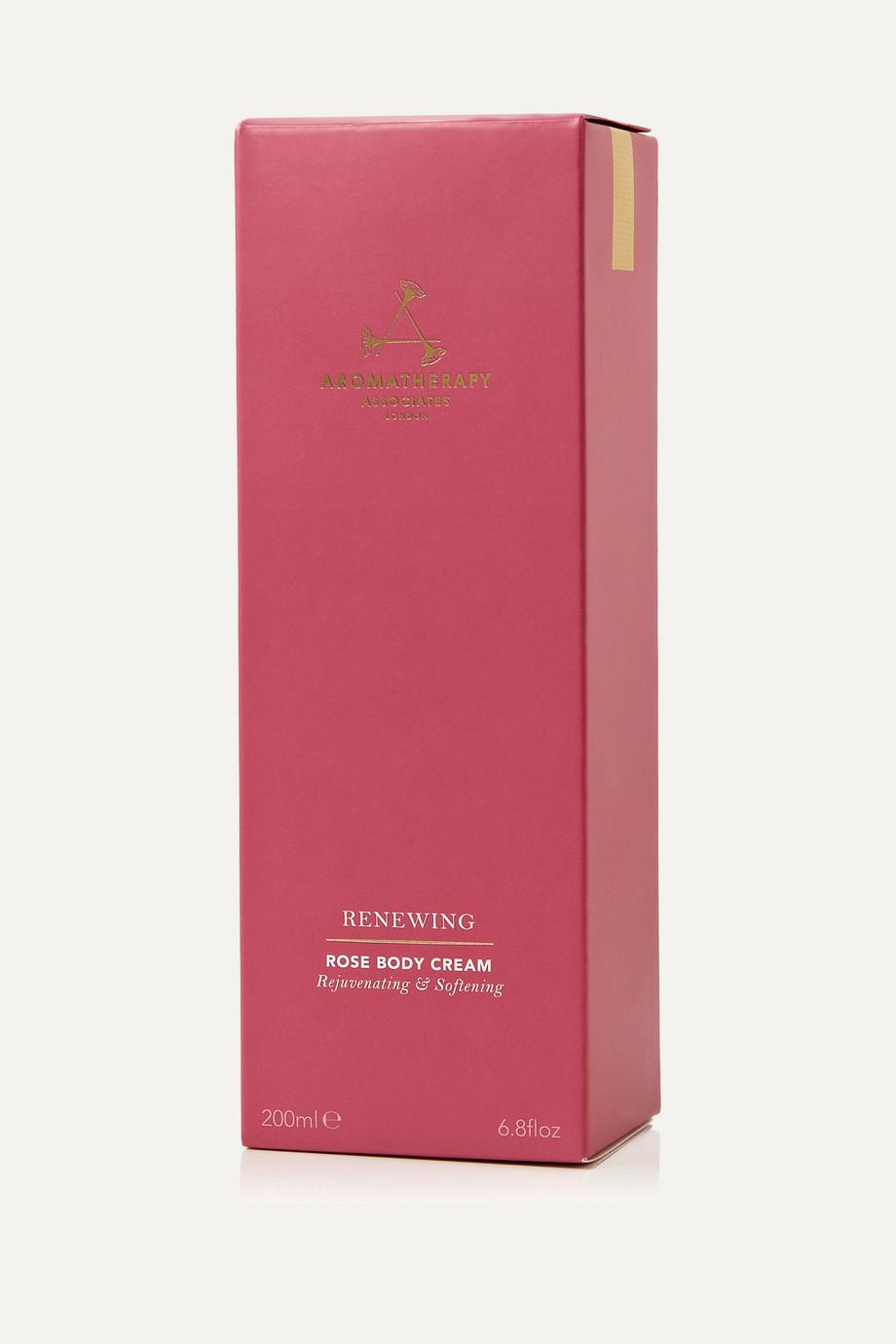 Aromatherapy Associates 焕肤玫瑰身体乳,200ml