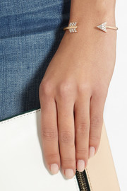 Anita Ko Arrow 18-karat rose gold bracelet