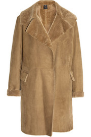 Agnona Shearling coat