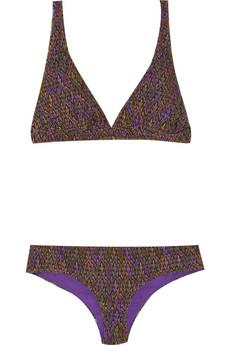 MissoniKnit printed bikini