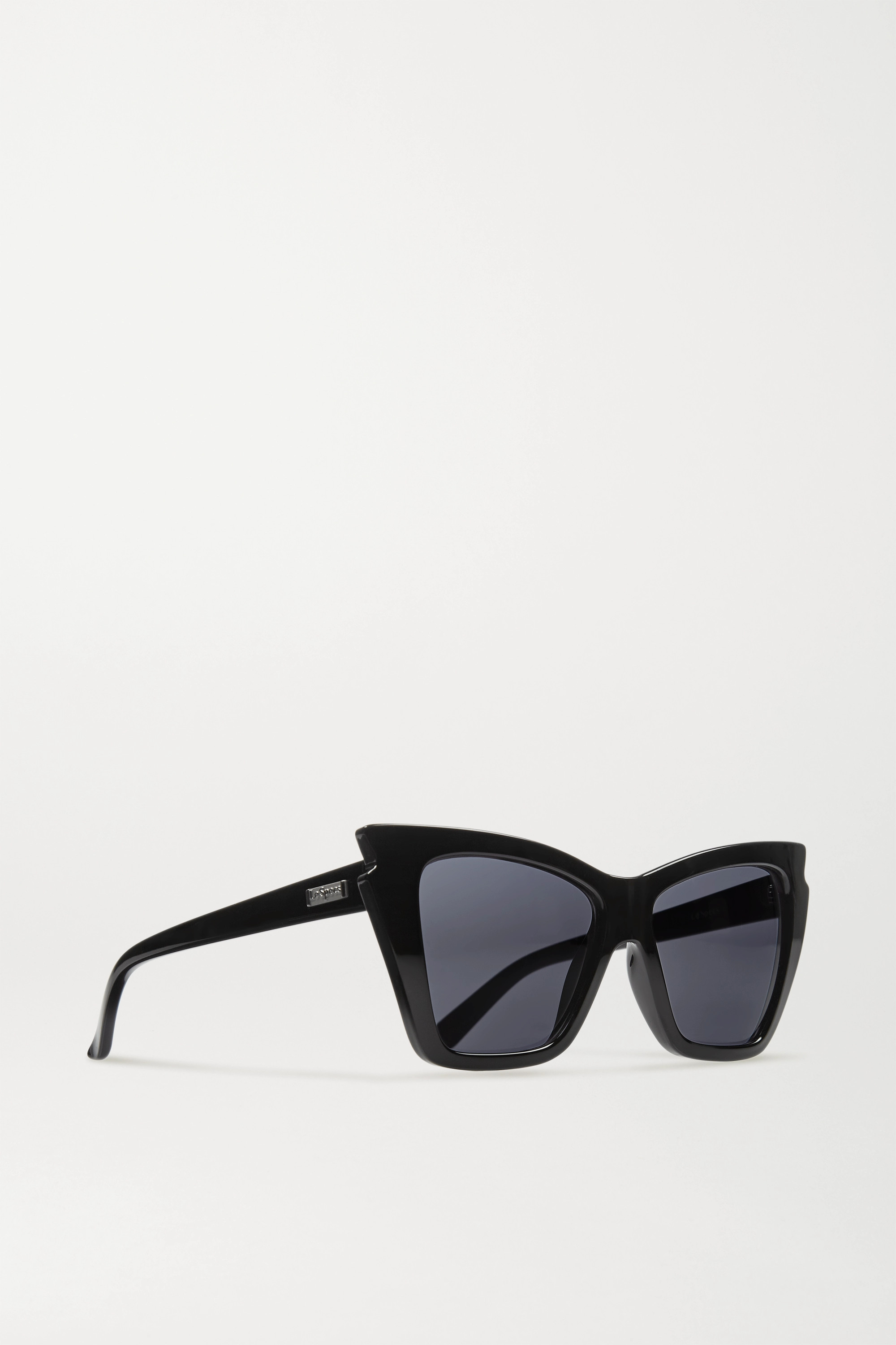 Le Specs Rapture cat-eye acetate sunglasses
