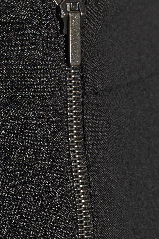 Roland Mouret Eng geschnittene Hose aus doppellagigem Stretch-Crêpe