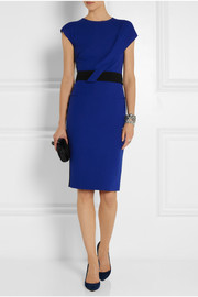 Roland Mouret Nepa wool-crepe dress